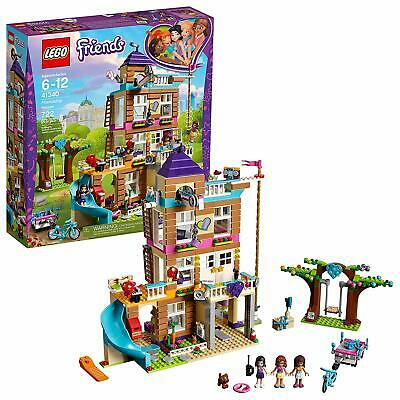 Lego Friends Doll House Set Kids Building with Mini Figures Girls Toy 722 Piece
