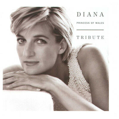 Diana, Princess Of Wales - Tribute CD ft. GEORGE MICHAEL, QUEEN, ENYA, R.E.M.