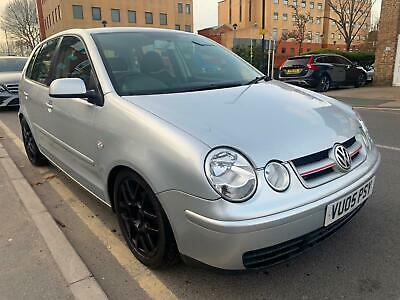 Volkswagen Polo 1.4TDI 2004MY Twist