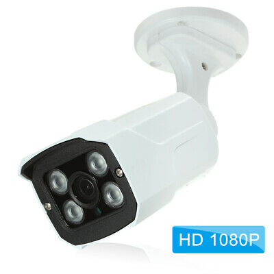 1080P 2.0MP POE CCTV Telecamera IP 4IR LED Vista Notturna Motion Detection E2I3