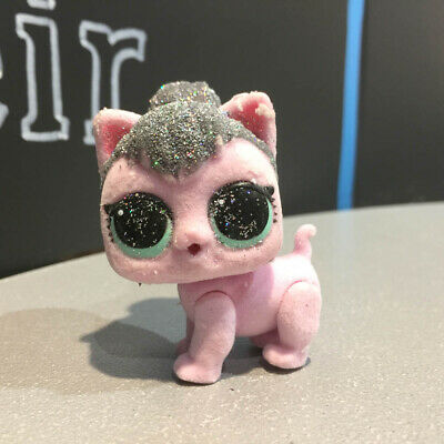 LOL Surprise Pets Doll Wave 2 Kitty Kitty Fuzzy Body Glitter Hair Cat Girl Gift