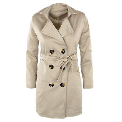 GEOX GIUBBOTTO DONNA Estivo Trench Woman Jacket Casual Sport
