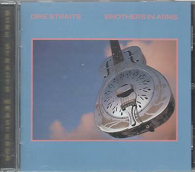 Dire Straits - Brothers In Arms CD - Excellent Condition