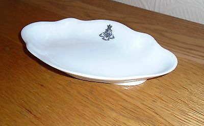 Vintage Royal Doulton Change Coins Mint Dish Bowl. Queen Mary's Mansions Crest