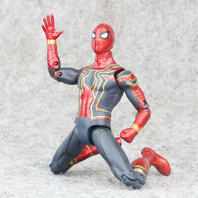"Cool 6"" 【Spider Man】Homecoming Spiderman Hero Action Figure Toys Gifts"