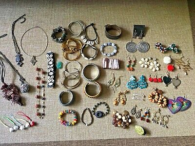 Job Lot Costume Jewellery - Mixed Material