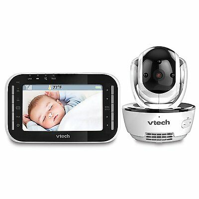 VTech VM343 Pan and Tilt Video Baby Monitor