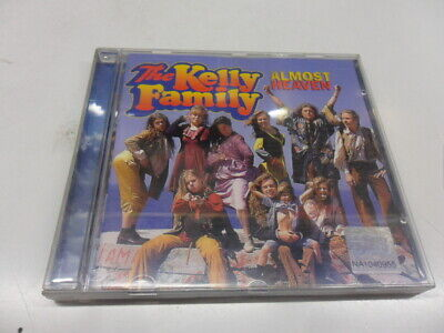 CD  The Kelly Family  ‎– Almost Heaven