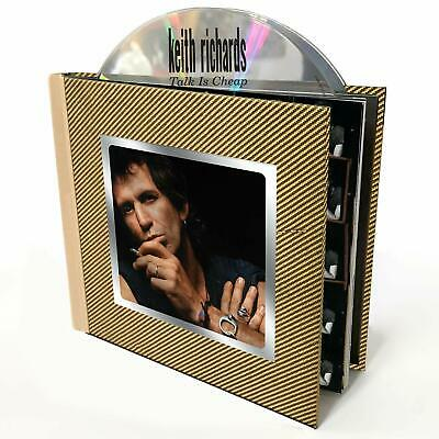 Keith Richards - Talk Is Cheap - 2CD Deluxe Released On 29/03/2019