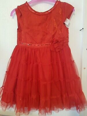 6 to 7 year old girls party dress