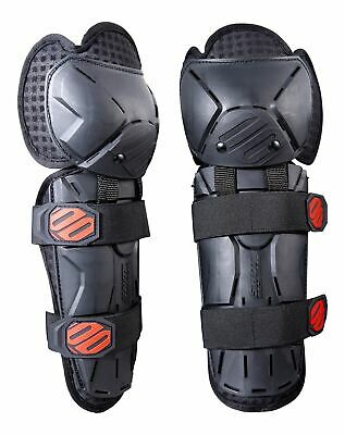 Shot Optimal Youth Vented Foam Knee/Shin Gaurds For Motorcycle Motorbike