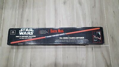 Ligthsaber (sable laser) FX Master Replicas: Darth Maul star wars