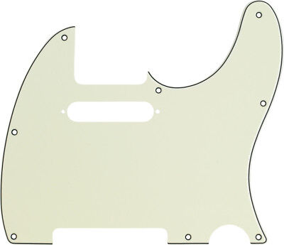 Fender Pickguard Telecaster - Mint Green
