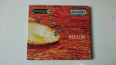 Prodigy: Breathe (Deleted 4 track CD Single in Digipack Sleeve)