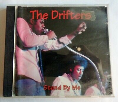 Cd Album - The Drifters - Stand By Me (D85)