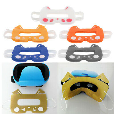 20pcs Disposable VR Goggles Glasses Eye Masks Virtual Reality Headset Covers
