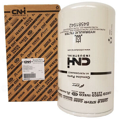 NEW HOLLAND HYDRAULIC Oil Filter Part # 84399618 - $118 65 | PicClick