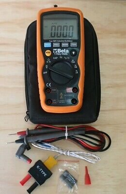 Beta 1760/RMS True RMS Industrial Multimeter.