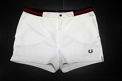 Fred Perry sportswear tennis shorts original vintage, made in Italy, taglia 52