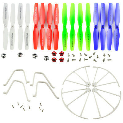 Syma X5UW X5UC Spare Parts Blade Protective gear Landing Skid Propeller Cover