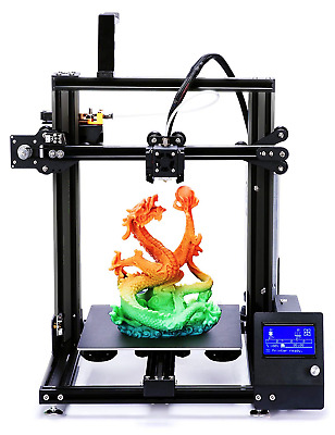 ADIMLab 3D Printer Gantry-S Prusa i3 type 32bit Board 24V15A Power 230X230X260 3