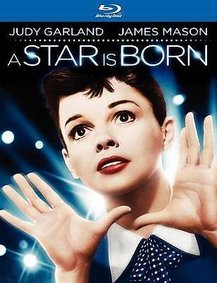 A Star Is Born (Blu-ray Disc, 2-Disc Set, Deluxe Edition DigiBook) Brand New