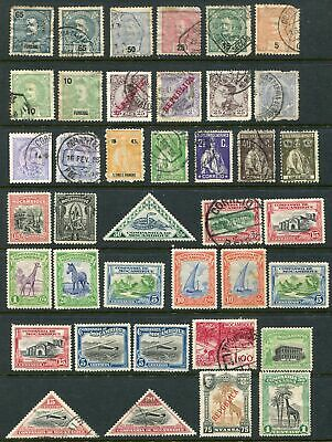 Portugal & Colonies Collection of 140 MH/U stamps.