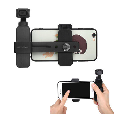For DJI OSMO Pocket Phone Bracket Extended Holder Tripod Mount | UK Seller |