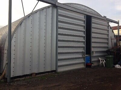 40ft By 40ft portable building Workshop Garage Farm Modular Galvanised Steel