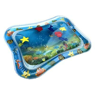 Kids Water Mat Baby Infants Inflatable Toddlers Wet Mattress Play Cushion Mat