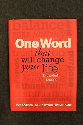 One Word That Will Change Your Life Expanded Edition 2014