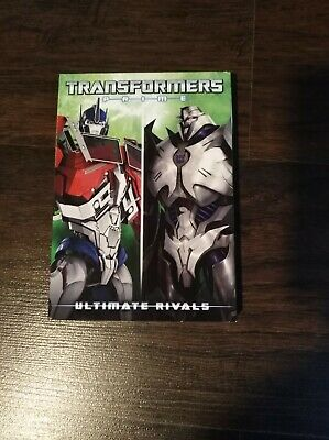 Transformers Prime, Ultimate Rivals,(DVD, 5 episodes) NEW