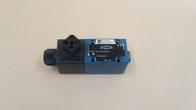 Rexroth Hydraulics 4We 6 E62/ew110N9K4 Directional Solenoid Valve