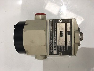 Ashcroft   K00964 Pressure Control Switch Ppan4Hb25