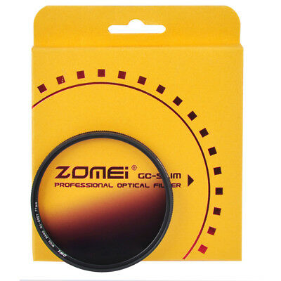 Zomei Slim Graduated Grey Neutral Density Filter ND Filter for Dslr Camera