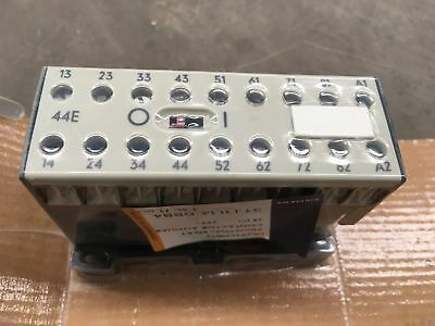 Siemens Industrial Relay 3Tj1114-0Bb4 Contactor Auxiliary Electrical