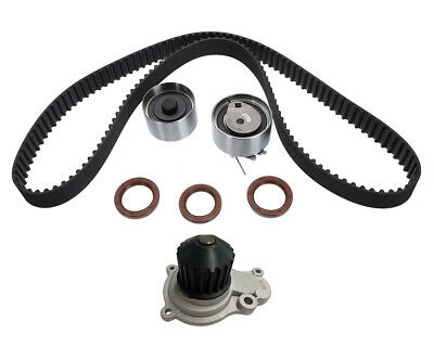 Engine Timing Belt Kit with Water Pump for 2003-2010 Chrysler PT Cruiser Timing Belt Set W//Water Pump Fits for 2003-2007 Dodge Caravan Timing belt set for 2004-2005 Chrysler Sebring