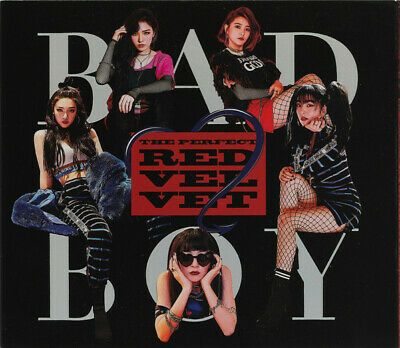 RED VELVET [The Perfect Red Velvet] 2nd Repackage Album SEALED (FREE POSTAGE WIT