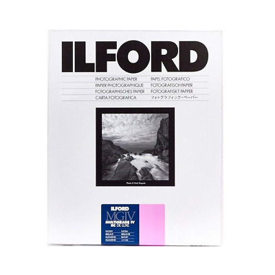 Ilford Multigrade RC Deluxe Pearl 10.5x14.8cm 4x6 100 Sheets