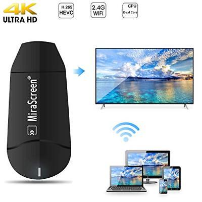 2.4G/5G WiFi Display Receiver HDMI 1080P TV DLNA Airplay Miracast TV Dongle JY