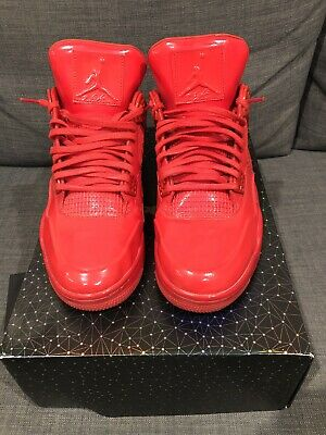 size 40 f9c15 d3cce Nike Air Jordan 11 Lab4 University Red Size 12 Preowned
