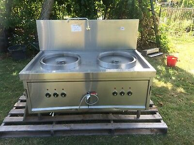 Stainless Steel Commercial custom double steamer dim sim asian ELECTRIC !!!!