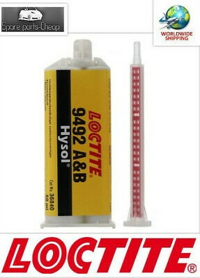 LOCTITE 9492 50ml High temperature resistant Two component epoxy adhesive