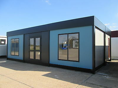 Modular Building, Temporary Building, Portable Cabin, Sales Office