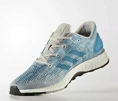 bfc167d709479 ADIDAS PUREBOOST DPR Running Shoes Men s Size 10 Blue CG4097 NEW ...