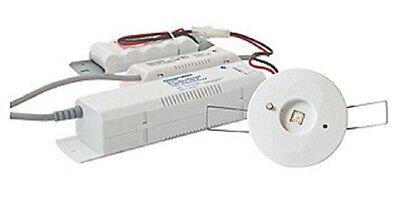 Stanilite NEXUS RF SPITFIRE SINGLE LED EMERGENCY LIGHT Recessed, Non Maintained