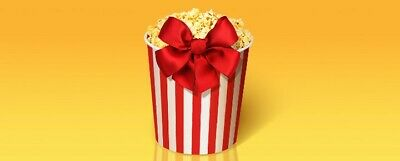 Event , Greater UnionCinemas Standard admission gift eVouchers