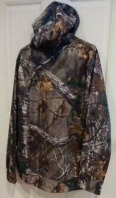 c490aa622 Under Armour Men's Storm Camo Hoodie, Realtree Ap-Xtra/Bayou Large (chest