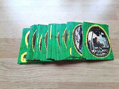1979 Topps ALIEN the movie 49 stickers