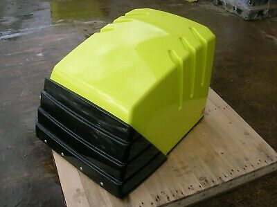 Ammann AV12-2 Tandem Roller Refurbished Engine Bonnet.